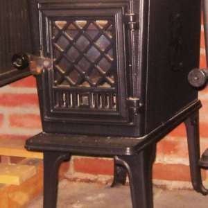Jotul 602 N glasdeur